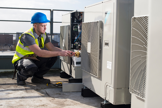 Commercial Air Conditioning Installation, Maintenance And Repair