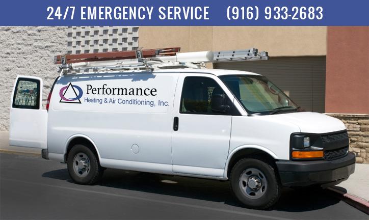 Emergency HVAC Service CA